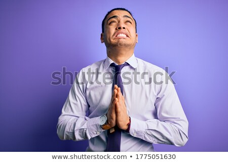 business people pray stock photo © nicemonkey