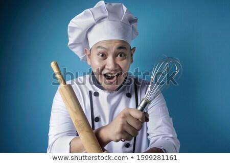 chef · estofado · hotel · restaurante - foto stock © photography33
