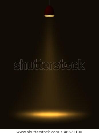 abstract lamp light easy to change color just change the stock photo © tuulijumala