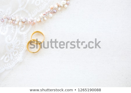 Ring and necklace Stock photo © ruzanna