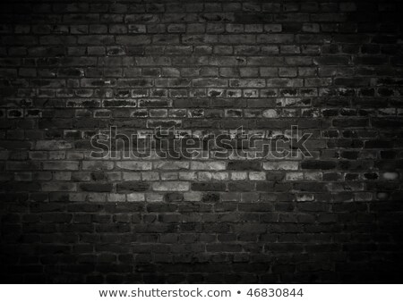 Gloomy brickwall background. Stock photo © Leonardi