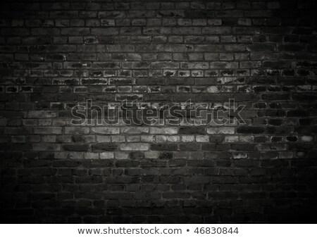 duvar · taş · Retro · tuğla · bağbozumu · model - stok fotoğraf © leonardi