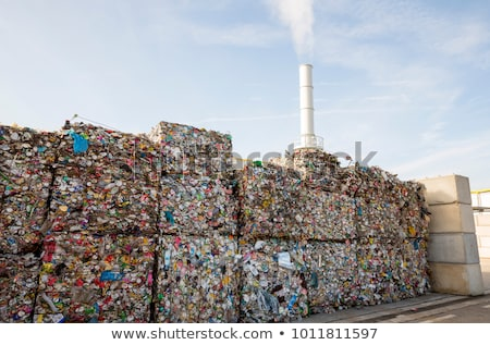 Waste Energy Stock photo © idesign