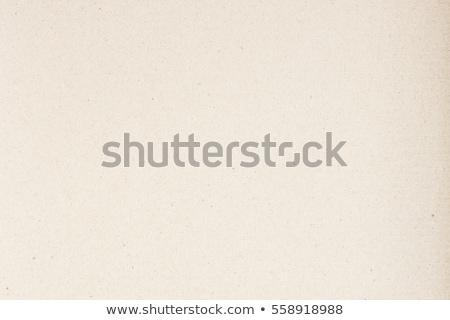 öreg bézs papír textúra retro bőr Stock fotó © tarczas