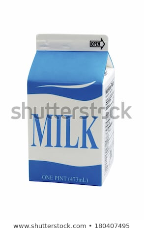 Milk carton Stock photo © zzve