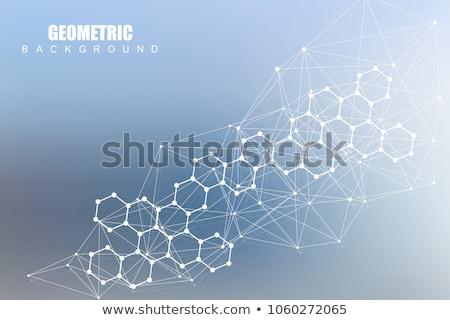 Hexagon stream Stock photo © ixstudio