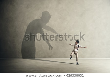 Run Away - Abstract Shadows Stock photo © ArenaCreative