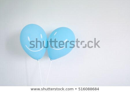 two smiley ballons stock photo © chesterf