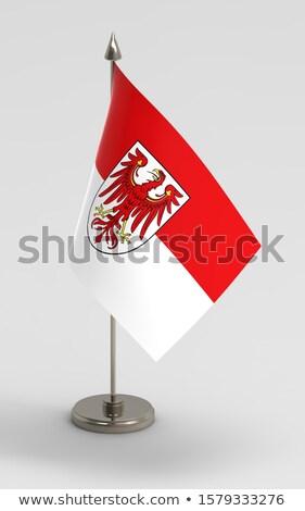 Miniature Flag of Brandenburg Stock photo © bosphorus