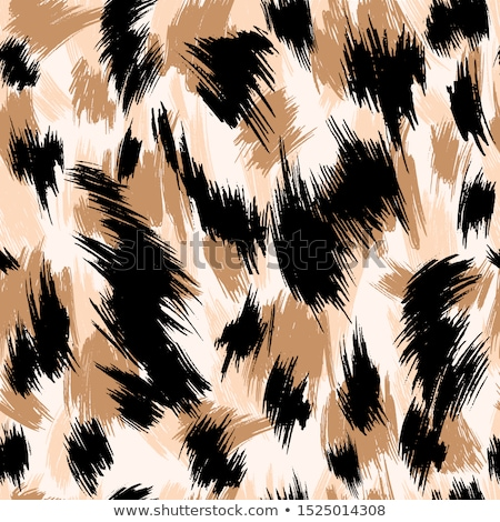 seamless animal skin pattern stock photo © creative_stock