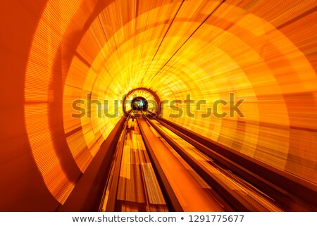 Tunnel pipe Stock photo © rufous