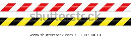 Barrier tape Stock photo © Stocksnapper