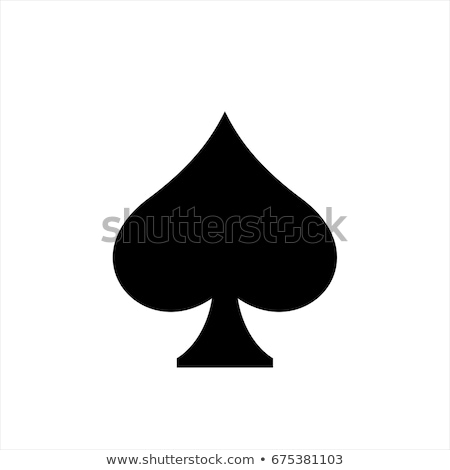pôquer · símbolo · sexy · girl · vetor · mulheres · clube - foto stock © kakigori