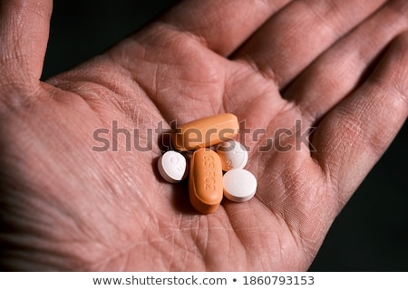 Cure for Hepatitis  - Pack of Pills. Stock photo © tashatuvango