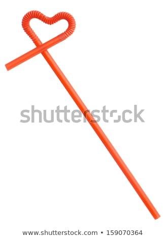straw heart stock photo © smartin69