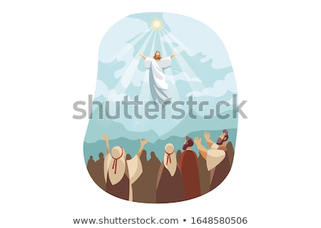 Stock photo: Burst of Salvation