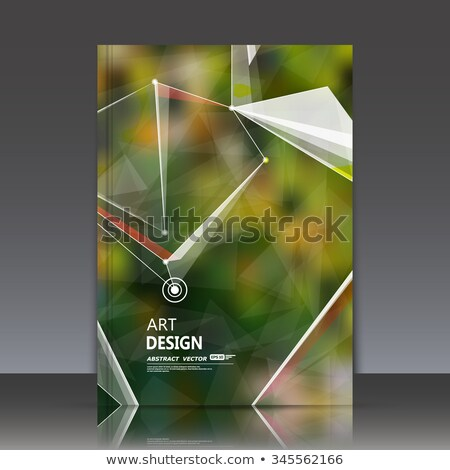 Commercial Documents Concept. Folders in Catalog. Stock photo © tashatuvango