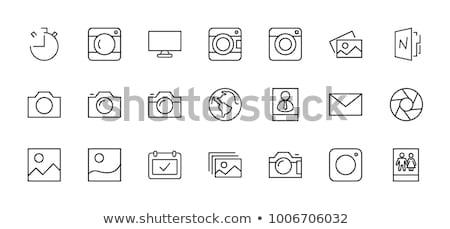 No photo icon Stock photo © kiddaikiddee
