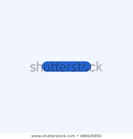 Minus Sign Red Vector Icon Design Stock photo © rizwanali3d