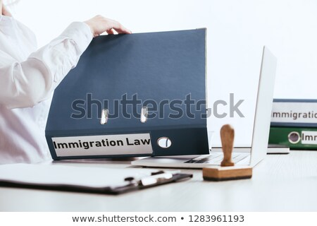 Open Immigration Stock photo © Lightsource