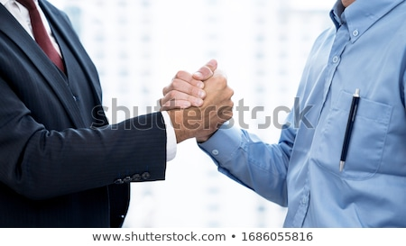Reaching Success Stock photo © Lightsource
