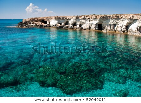 mediterráneo · costa · rocas · agua · Valencia · España - foto stock © kirill_m