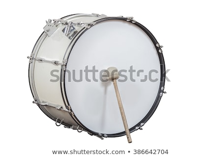 bass drum instrument Stock photo © LoopAll