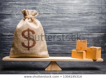 Trade Deficit Stock photo © Lightsource