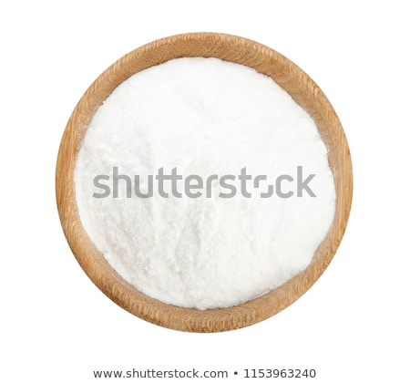 bowl of baking soda Stock photo © Digifoodstock