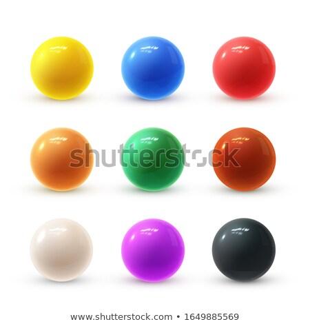 Ingesteld communie gekleurd glanzend effect Stockfoto © masay256