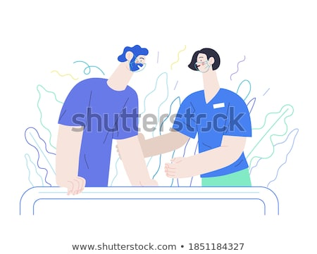 Insult. Medical Concept. Stock photo © tashatuvango