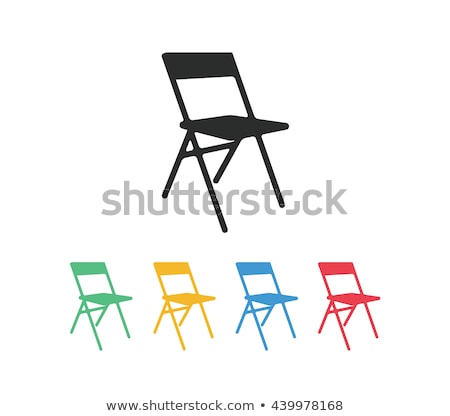 Folding Chair Stock photo © devon