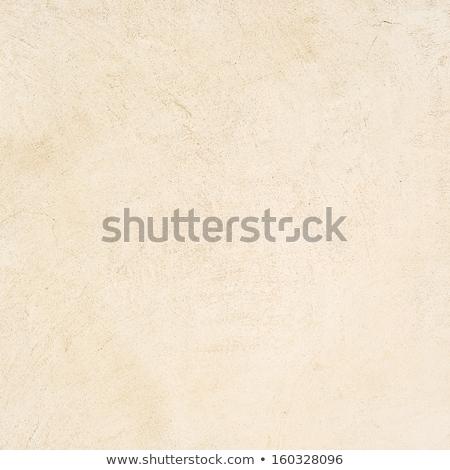 Stock photo: Yellow rough stone wall texture