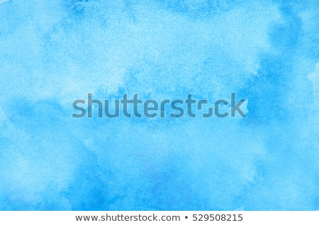bright blue watercolor texture background stock photo © sarts