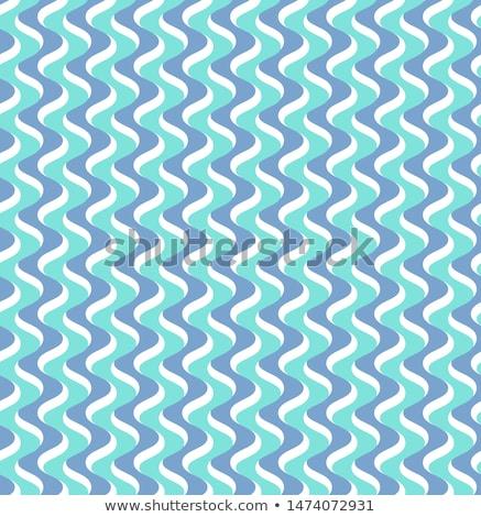 çizgili · modern · geometrik · etki - stok fotoğraf © expressvectors