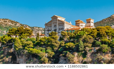 Monaco Saint Nicholas Cathedral Stock photo © vichie81