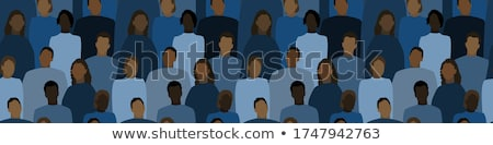 Law flat pattern Stock photo © netkov1