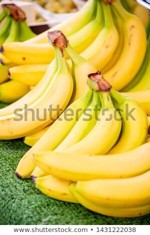 бананы рынке отображения таблице плодов магазин Сток-фото © Elnur