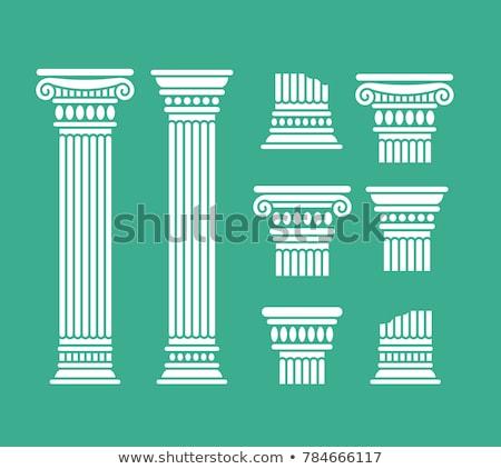 column, O Stock photo © phbcz