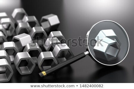 Sampling Inspection and Statistical Quality Control Concept. Stock photo © olivier_le_moal