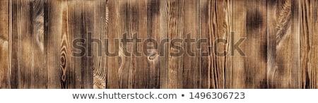 Houten breed textuur rustiek hout muur Stockfoto © karandaev