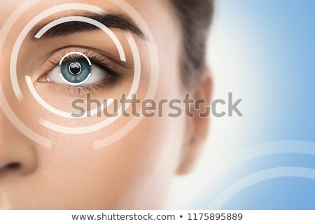 Optometry Concept stock photo © ajn