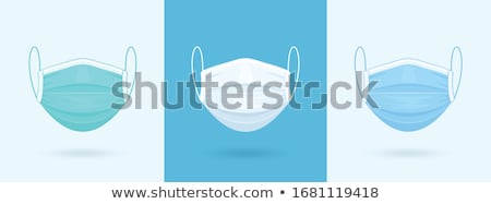 Stock photo: Face vector
