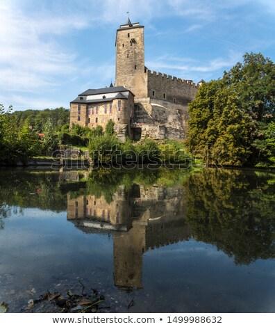 castelo · República · Checa · viajar · arquitetura · europa · história - foto stock © phbcz