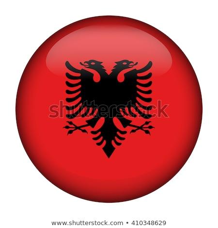 Button Albania stock photo © Ustofre9