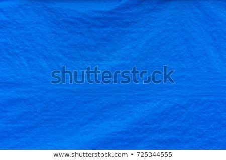 синий текстуры фон лист безопасного Сток-фото © trgowanlock