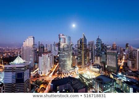 iş · şehir · modern · finansal - stok fotoğraf © joyr