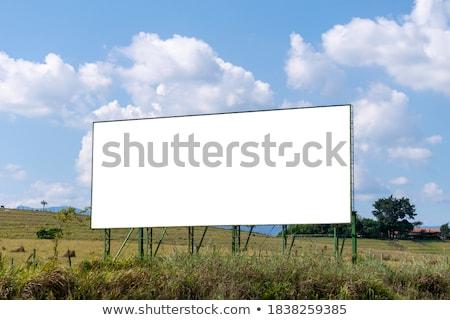 Rural Billboard stock photo © Camel2000