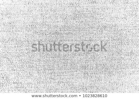 Textiel textuur Blauw schone katoen doek Stockfoto © Giashpee