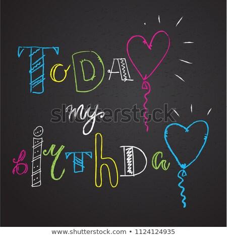 empresário · hoje · ontem · amanhã · negócio · caneta - foto stock © stockyimages